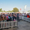 The ChatZone was packed with people, waiting to hear the top three riders assess their rounds