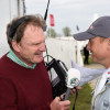 Michael Jung speaking to Radio Badminton