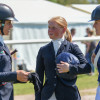 Brits, Sarah Bullimore, Ros Canter and Imogen Murray chat after all completing Badminton 2018