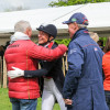 Congratulations all round for Ingrid Klimke after her stunning test