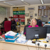 The highly busy and very friendly Badminton Horse Trials office team