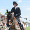 Ros Canter and 'Allstar B' produce a stunning clear
