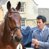 Yoshiaki Oiwa ready to go with 'The Duke of Cavan'