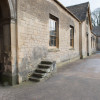 Behind the scenes - the infamous Badminton stables