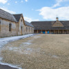 The stables courtyard