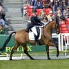 Zara Tindall riding High Kingdom GBR