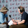 Matt Ryan talks to Badminton Radio