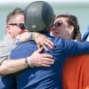 A Hobday hug