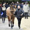 Zara Tindall with High Kingdom (GBR)