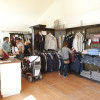 Badminton Clothing doing brisk business!