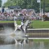 Matthew Wright making a splash