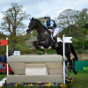Jonelle Price (NZL) riding Classic Moet     on the cross country