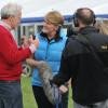 Clare Balding interviews Ian Stark