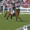 Mary King (GBR) riding Imperial Cavalier