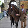 Harry Meade with Wild Lone