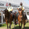 It's not just event horses at Badminton!