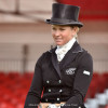Jonelle Price (NZL) riding Classic Moet