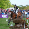 William Fox-Pitt (GBR) riding Chilli Morning