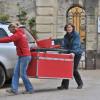 Team Tapner packing up