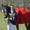 Jonathan Paget (NZL) riding Clifton Promise wins the Badminton Horse Trials 2013
