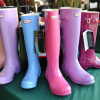 Wellies in any colour you like!