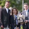 Princess Haya, Lance Bradley & Mark Todd