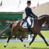 William Fox-Pitt with Oslo