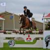 William Fox-Pitt (GBR) riding Chilli Morning  win the Badminton Horse Trials 2015