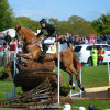 Oliver Townend (GBR) riding Armada
