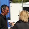 Mark Todd is interviewed