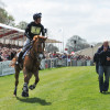 Oliver Townend and Armada complete the Cross Country