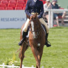 Jubal ridden by Helene Vattiere from France
