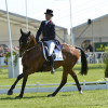 Mary King (GBR) riding Kings Temptress