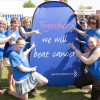 Together we WILL beat it, Badminton's chosen charity for 2011