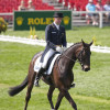 Andreas Dibowski from Germany riding FRH Fantasia