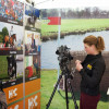 Become a TV Presenter, audition on the H&C TV stand today.