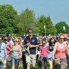 Course walk with William Fox-Pitt