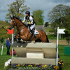 Sam Griffiths (AUS) riding Paulank Brockagh     on the cross country