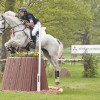 Oliver Townend and Ashdale Cruise Master on a flyer
