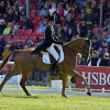Andrew Nicholson (NZL) riding Nereo