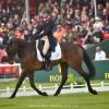 Izzy Taylor (GBR) riding Thistledown Poposki