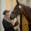 Sarah Bullimore with Reve du Rouet