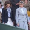 Princess Haya FEI President & The Duchess of Beaufort