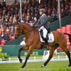 Sam Griffiths (AUS) riding Paulank Brockagh
