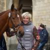 Ingrid Klimke with Horsewear Hale Bob