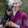 Jane Tuckwell is the Event's Assistant Director pictured with Missy