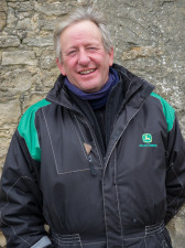Harry Verney - Badminton's long standing site manager