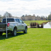 Fence 25, the silver L200 pickups celebrates the silver anniversary of Mitsubishi Motors sponsorship
