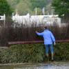 Andrew Nicholson walking 'The Wadsworth Lake'