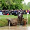 Lynn Symansky, boldly into the 'Hildon Pond'